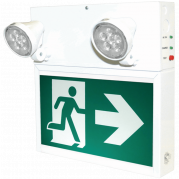 Exit and Emergency Lights