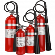 Parts for CO2 Extinguishers
