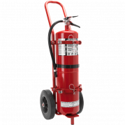 Heavy Duty Fire Extinguisher Cart