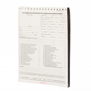 Inspection and Installation Forms