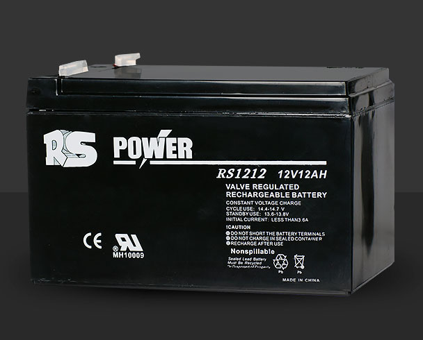 RS POWER batteries hits the market