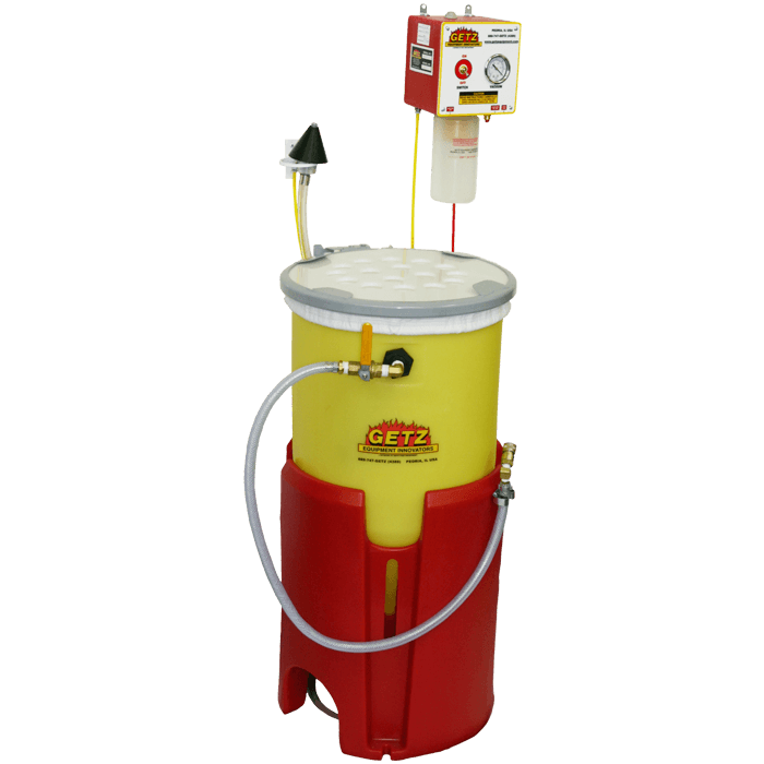 150 lb. ABC Dry Chemical Filling System