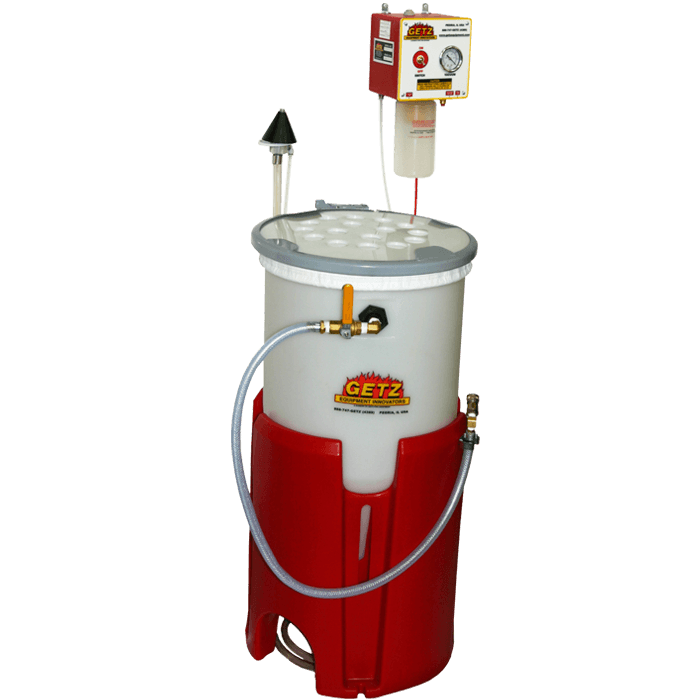 150 lb. BC Dry Chemical Filling System