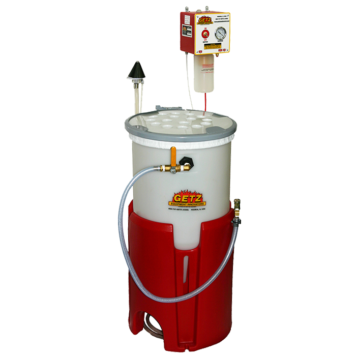 150 lb. BC Optimum Dry Chemical Filling System