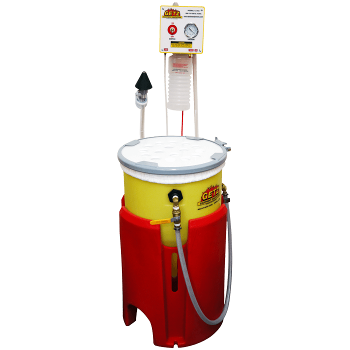 100 lb. Dry Chemical Filling System