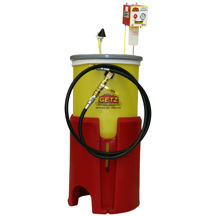 150 lb. ABC Dry Chemical Filling System, Industrial