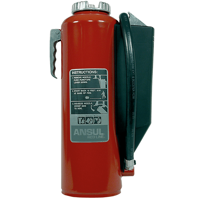 20 lb. Cartridge Operated ABC, LT-I-A-20-G-1