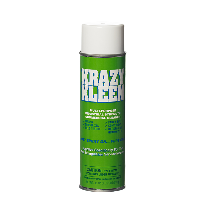 Brooks Krazy Kleen Aerosol, 19 oz.
