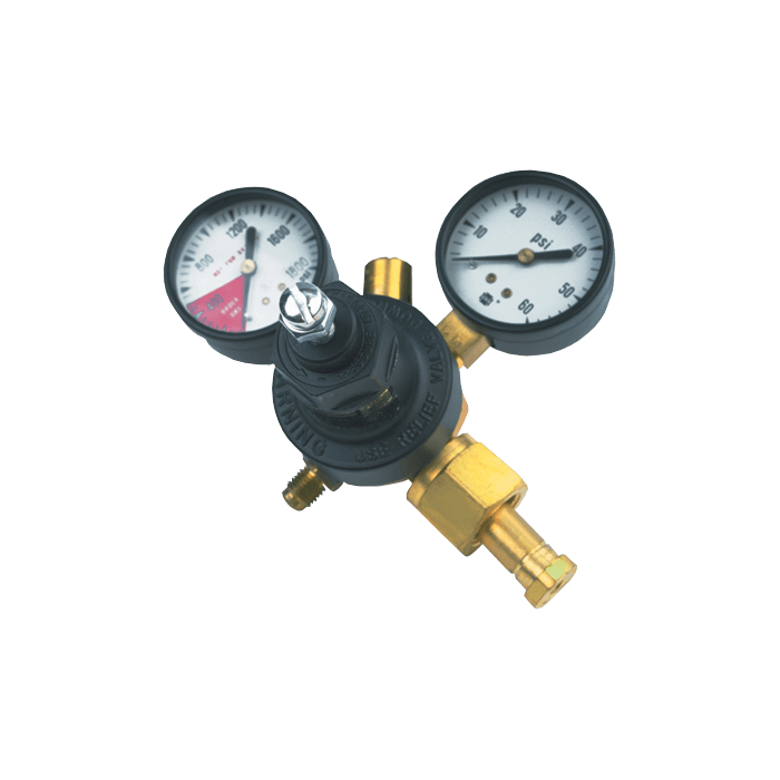 2000/60 psi CO2 Beverage Regulator