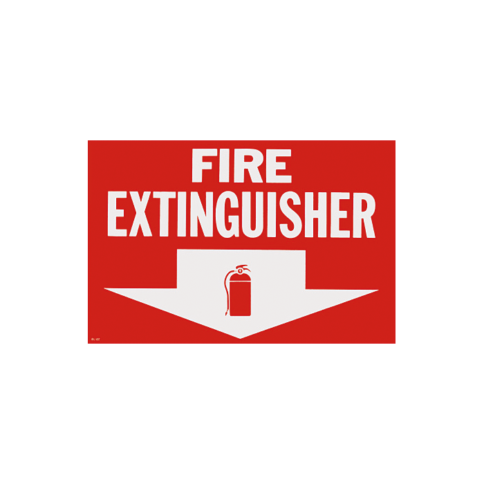 Fire Extinguisher Arrow, 12\