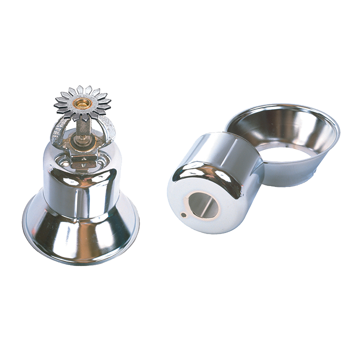 Solid Escutcheon Cup, Two Piece