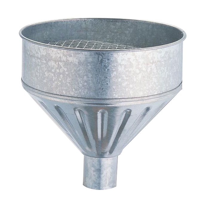Large Neck Funnel, 10-1/2\