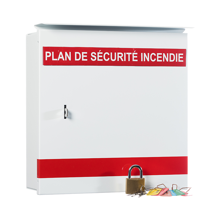 Fire Safety Plan Box French