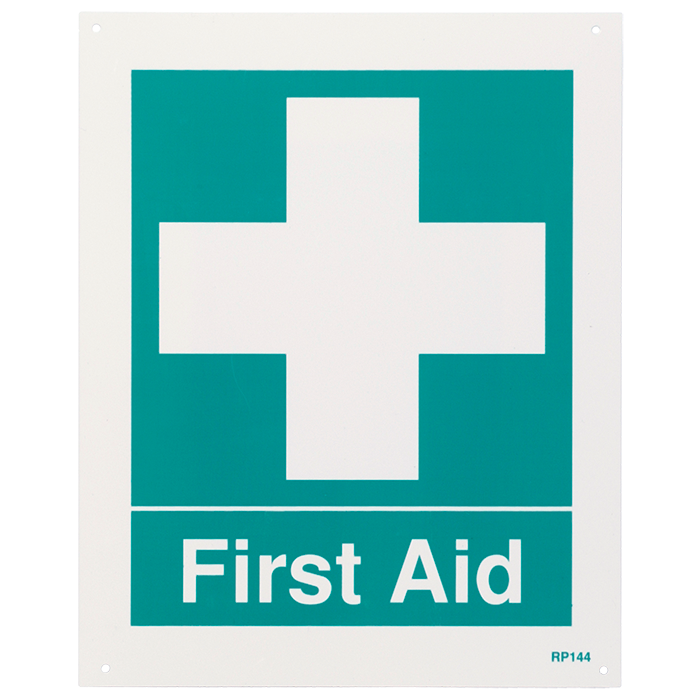 """First Aid"", 8\"