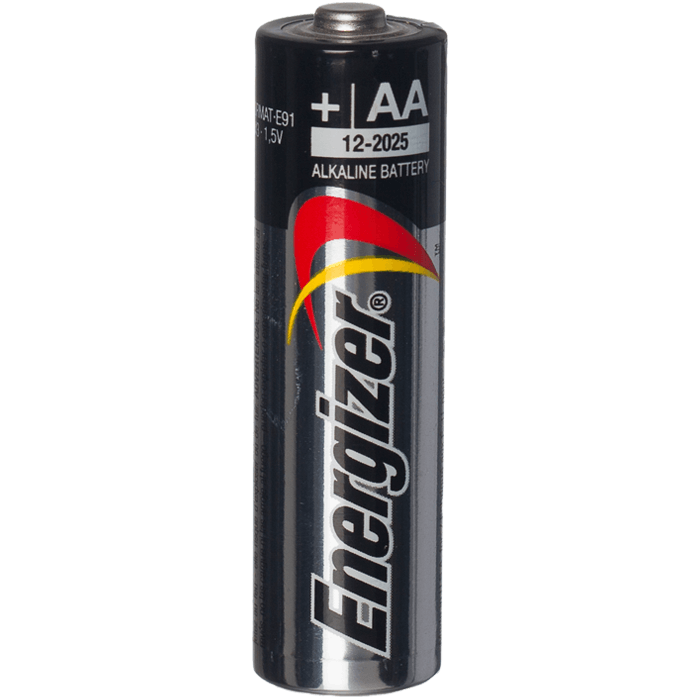 AA Alkaline Battery, Energizer Max