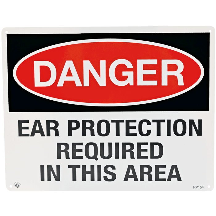 Danger Ear Protection
