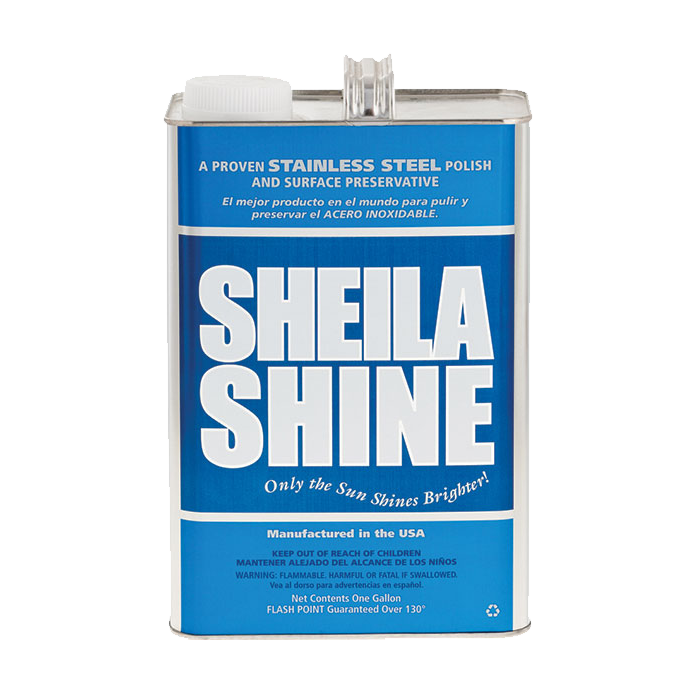 Stainless Steel Cleaner/Polish (1 gallon)