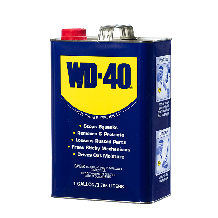 3.785 litres Can, WD40