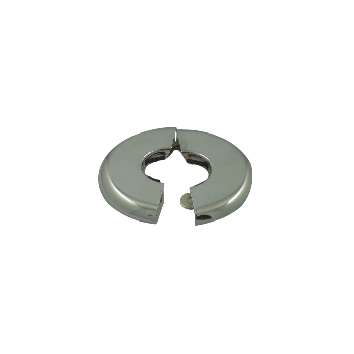 Split Escutcheon Plate with Springs
